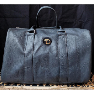 Grey Bag With A Shoe and Water Compartment